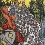 タロットカードの大アルカナ「女帝」の意味と解説