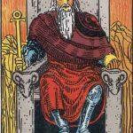 タロットカードの大アルカナ「皇帝」の意味と解説