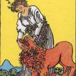 タロットカードの大アルカナ「力」の意味と解説