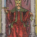 タロットカードの大アルカナ「正義」の意味と解説