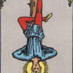 タロットカードの大アルカナ「吊るされた男」の意味と解説