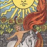 タロットカードの大アルカナ「太陽」の意味と解説