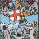 タロットカードの大アルカナ「審判」の意味と解説