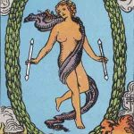 タロットカードの大アルカナ「世界」の意味と解説
