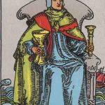 タロットカードの小アルカナ「カップのキング」の意味と解説