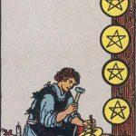 タロットカードの小アルカナ「コインの8」の意味と解説