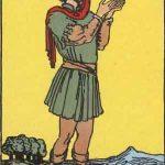 タロットカードの小アルカナ「コインのペイジ」の意味と解説