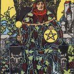 タロットカードの小アルカナ「コインのキング」の意味と解説