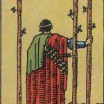タロットカードの小アルカナ「ワンドの3」の意味と解説