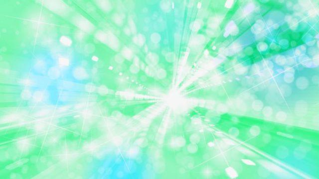 青緑色のオーラの意味とは?性格や特徴が分かる8の診断