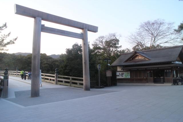 日本の由緒正しき有名な神社を6社ご紹介 伊勢神宮