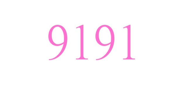 エンジェルナンバー「9191」の重要な意味を解説