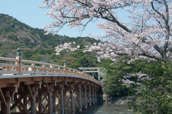 癒しのパワースポット宇治橋(うじばし)