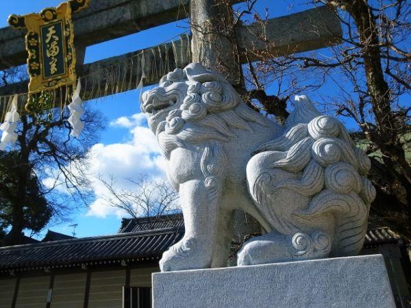 神社にあるもの④狛犬