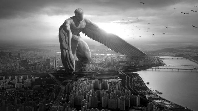 神秘 天使 ファンタジー