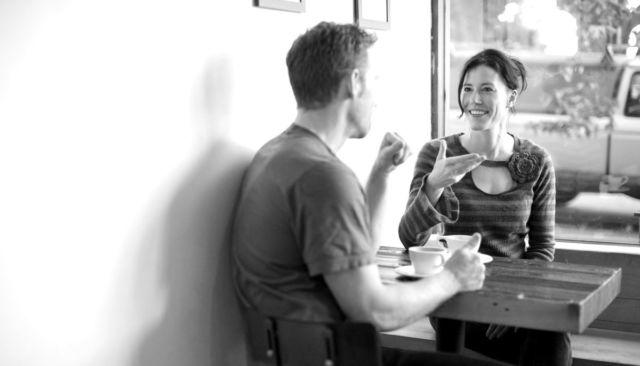 出会い カップル 夫婦 トーク 会話 カフェ