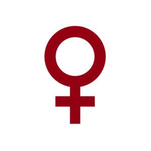 女性 記号